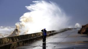Northern Ireland is set to be hit by gale force winds.