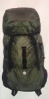 A backpack similar to one Noah had with him