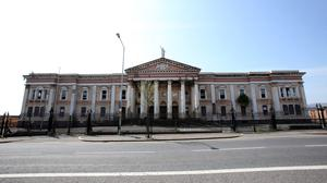 Lawrence Kenwright previously bought the derelict Crumlin Road Courthouse with a vision to transform it into a hotel