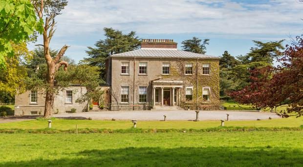 Milford House in Co Carlow