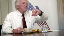 Former Senator Gary Hart believes there is still time for a deal