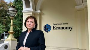 Payments made in error through Stormont's emergency Covid grant scheme will be recovered, Economy Minister Diane Dodds said (David Young/PA)