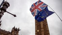 EU citizens and their families can apply to stay in the UK under the settlement scheme (Steve Parsons/PA)