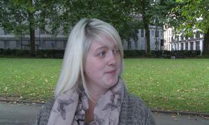Sarah Ewart had to travel to England for an abortion