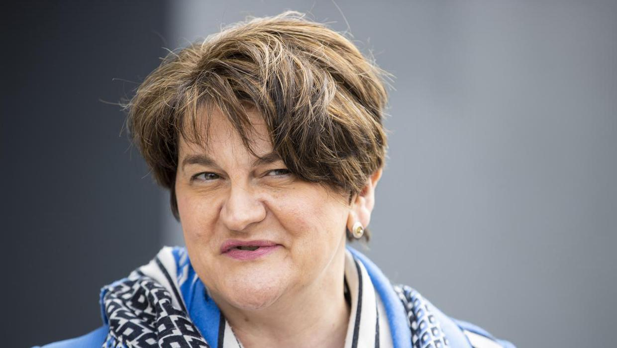 Former First Minister Arlene Foster joins GB News