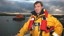 Anthony Chambers of Portrush RNLI