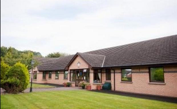 The Four Seasons Health Care facility in Dungannon