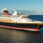 Disney Magic visited Belfast earlier this year