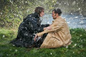 Emily Blunt and Jamie Dornan in Wild Mountain Thyme