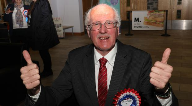 Annual events: Jim Shannon wants the traditional hunts over Christmas to be maintained