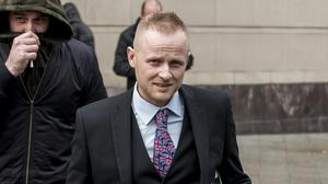 Loyalist blogger Jamie Bryson has applied to take a legal challenge against the PSNI over enforcement of Covid-19 regulations (Liam McBurney/PA)