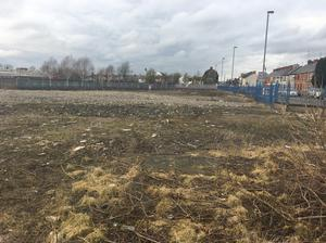 Nearly 50 homes are to be built on the vacant plot of land at Larne Road, Ballymena once home to the Church of Our Lady