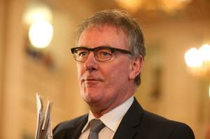 """Mike Nesbitt said that if there is going to be a border poll, """"don't let it be like Brexit"""""""