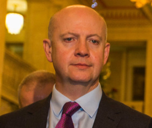 Message: former Unionist MLA Philip Smith has founded Uniting UK