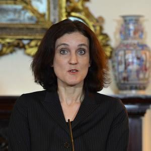 Northern Ireland Secretary Theresa Villiers says the police must reflect on the lessons learned