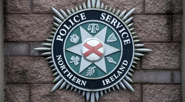 A family of five have escaped harm after a car was set alight outside their home in Co Londonderry (PA)