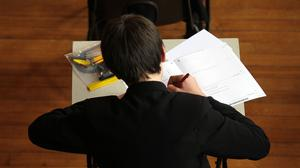 Two grammar schools have announced they will not use an AQE test to select Year 8 intake (David Davies/PA)