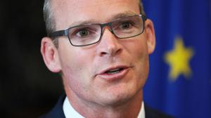 Foreign Affairs Minister Simon Coveney wants a soft Brexit