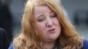 Alliance leader Naomi Long said Northern Ireland could be hit by increased debt levels and rising rates defaults due to the political stalemate