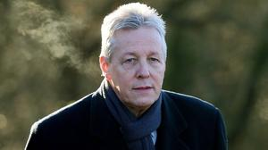 "Peter Robinson called the deal ""the most comprehensive electoral agreement between our two parties in the last 29 years"""