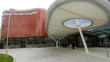 The new South West Acute Hospital replaced the Erne Hospital in 2012