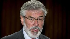 Republican leader insisted progress on the language was not about threatening unionists but respecting traditions