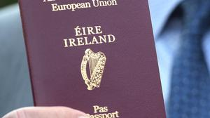 'My Dublin passport now has advantages a British one doesn't' (stock photo)