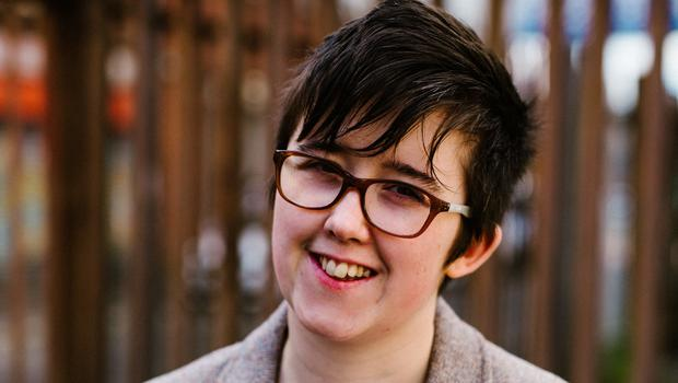 Four men have been arrested under terrorism laws in the probe into journalist Lyra McKee (Chiho Tang/Oranga Creative/PA)