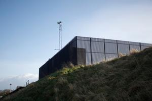 The nuclear bunker built during the Cold War is up for sale