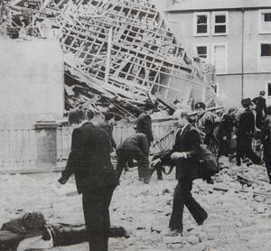 Terrorist outrage: the aftermath of the Enniskillen Bomb in 1987