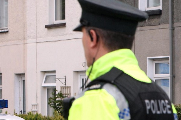 Four men are still being held after the drugs find