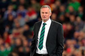 Recovering: Michael O'Neill