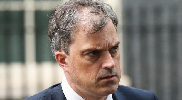 Northern Ireland Secretary Julian Smith (Jonathan Brady/PA)