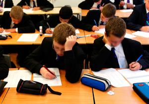 Decision time: Grammar schools are deciding how to select next year's pupils