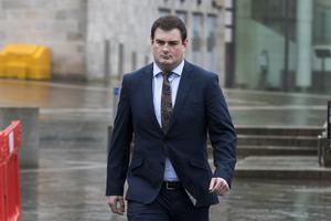 Rory Harrison was described as a 'very nice guy' (Liam McBurney/PA)