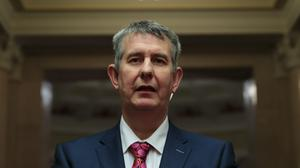 Stormont Agriculture Minister Edwin Poots (Liam McBurney/PA)