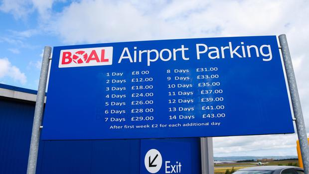 Boal car park prices