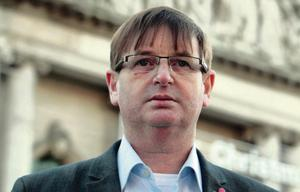 Willie Frazer blamed GAA supporters for 'hijacking' the use of the shirt on Eastenders
