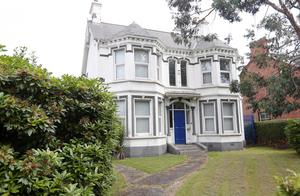Kincora house on the Upper Newtownards Road in east Belfast