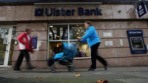"An IT failure at Ulster Bank was described by the Central Bank as ""an unprecedented disruption"""