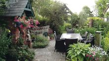The spectacular garden of Helen and Barry Crawford