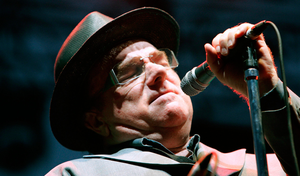 Controversy: Sir Van Morrison has recorded three songs with lyrics opposed to coronavirus safety advice