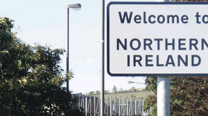 The border with the Republic remains a  contentious issue