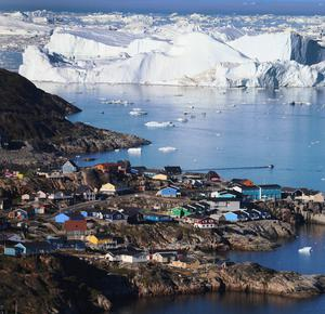 Greenland is packed with stunning scenery and picturesque villages