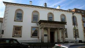 Concerns were raised about the similarity of statements made by two police officers during a hearing at Enniskillen Magistrates' Court in 2011