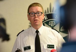 Ex-PSNI Assistant Chief Constable Will Kerr
