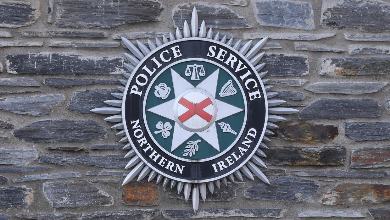 Pipe bomb explodes inside car in Ballymena