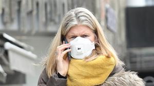 As things stand, it is difficult for people to know if their cough and sore throat is coronavirus that requires treatment, or just the end of a winter cold. (Yui Mok/PA)
