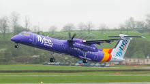 Regional carrier Flybe accounts for 80% of flights from Belfast City Airport