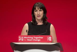 Shadow Cabinet Office minister Rachel Reeves (Danny Lawson/PA)